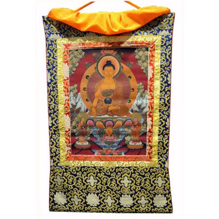Thanka Buddha Sakyamuni