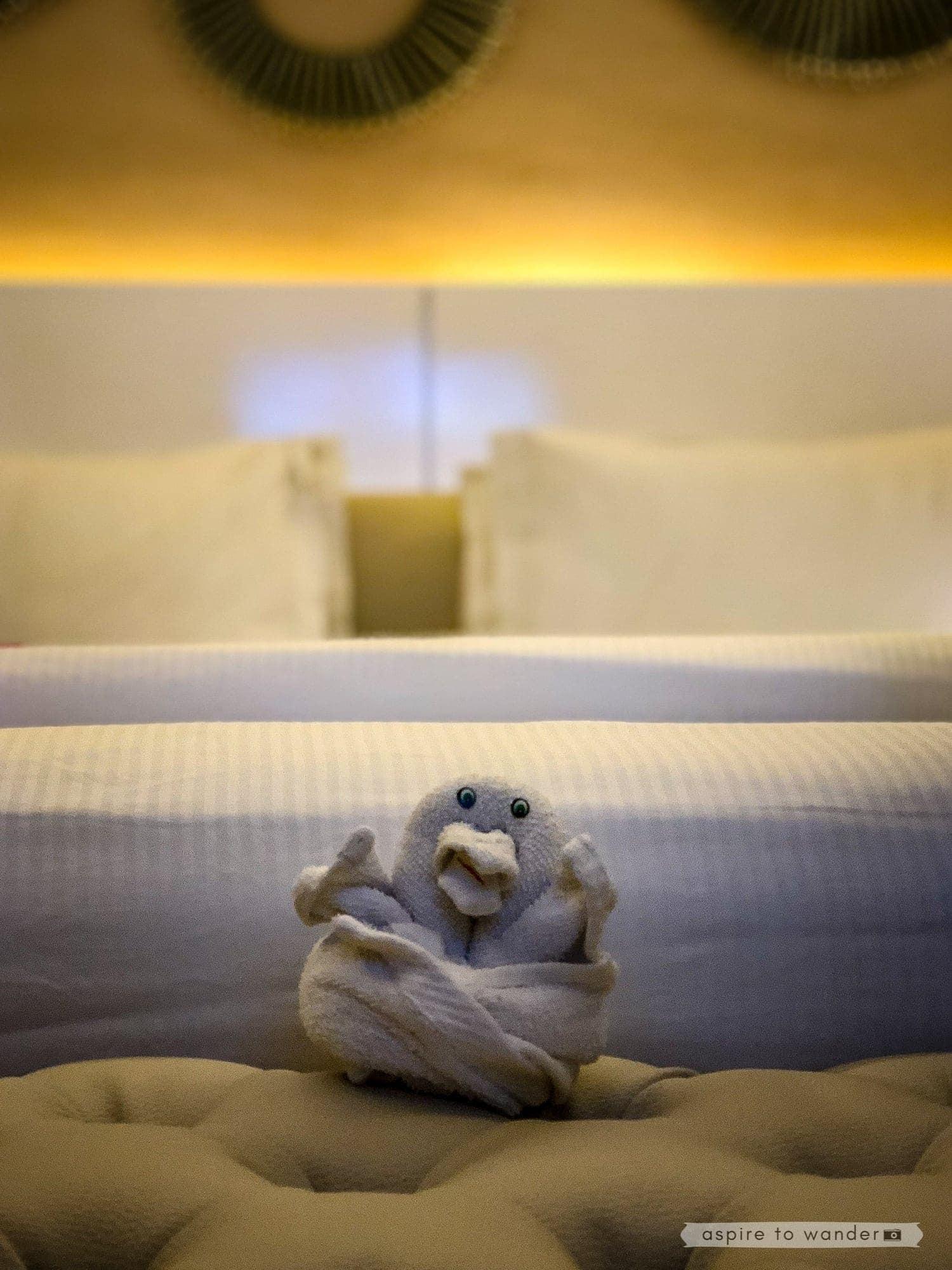 Royalton Riviera Cancun Resort and Spa - turndown service