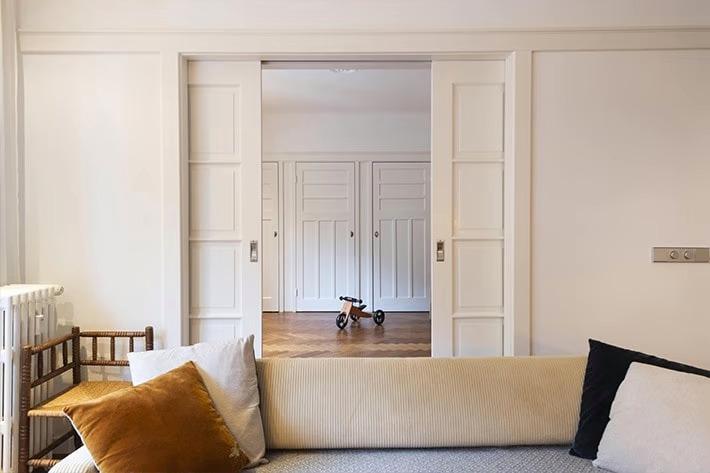 Schuifdeuren op maat gemaakt door interieurbouwer Barendrecht