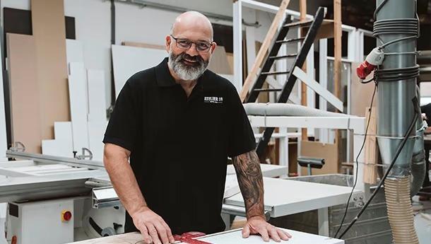 Francois - meubelmaker in Schiedam