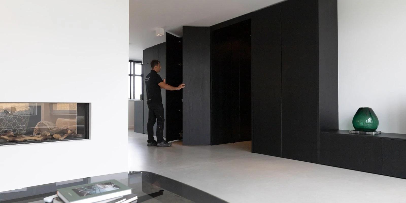 Garderobekast Op Maat Gemaakt Door Atelier 19 Rhoon