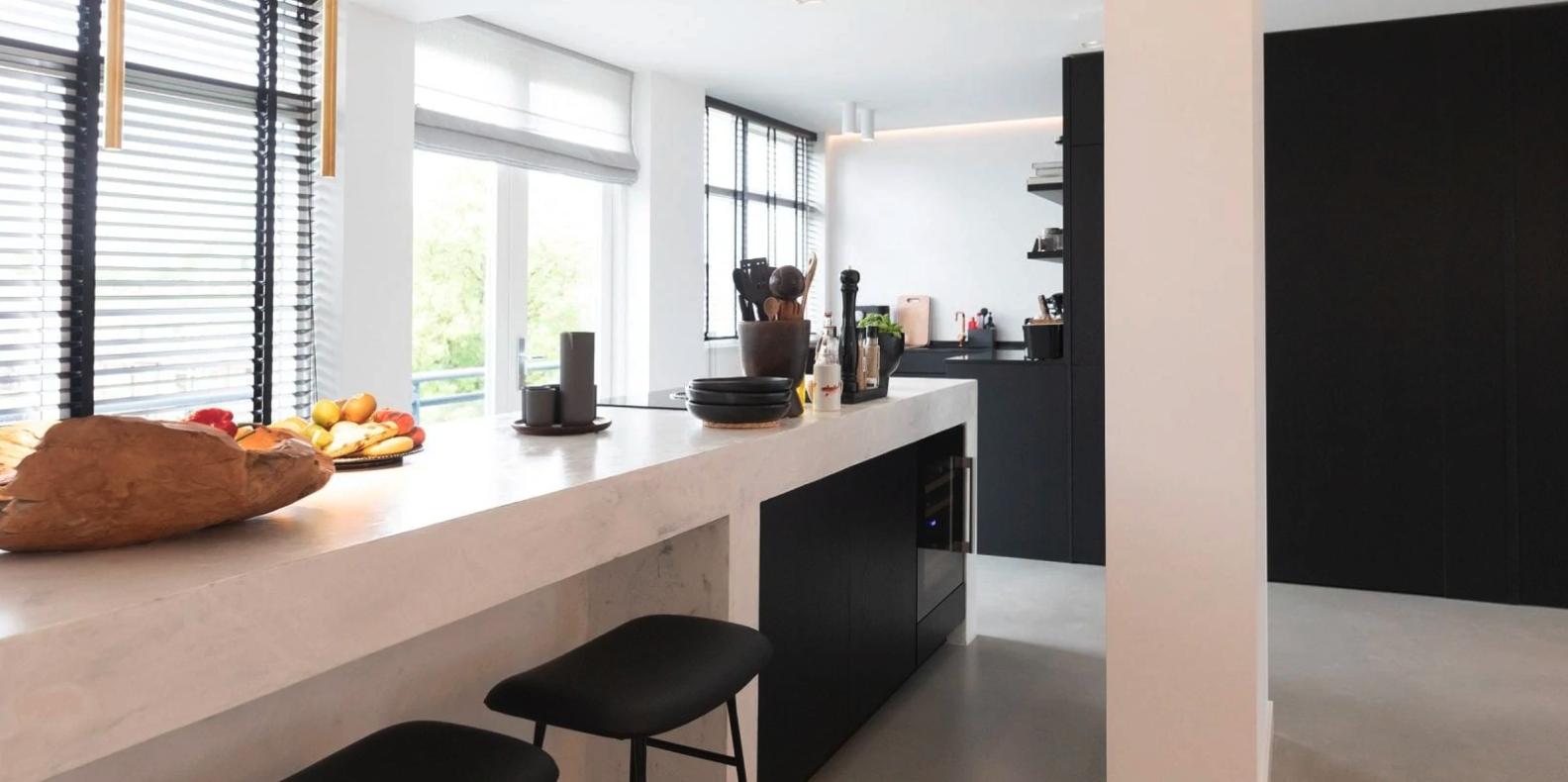 Moderne Keuken Op Maat Door Atelier 19 Zoetermeer