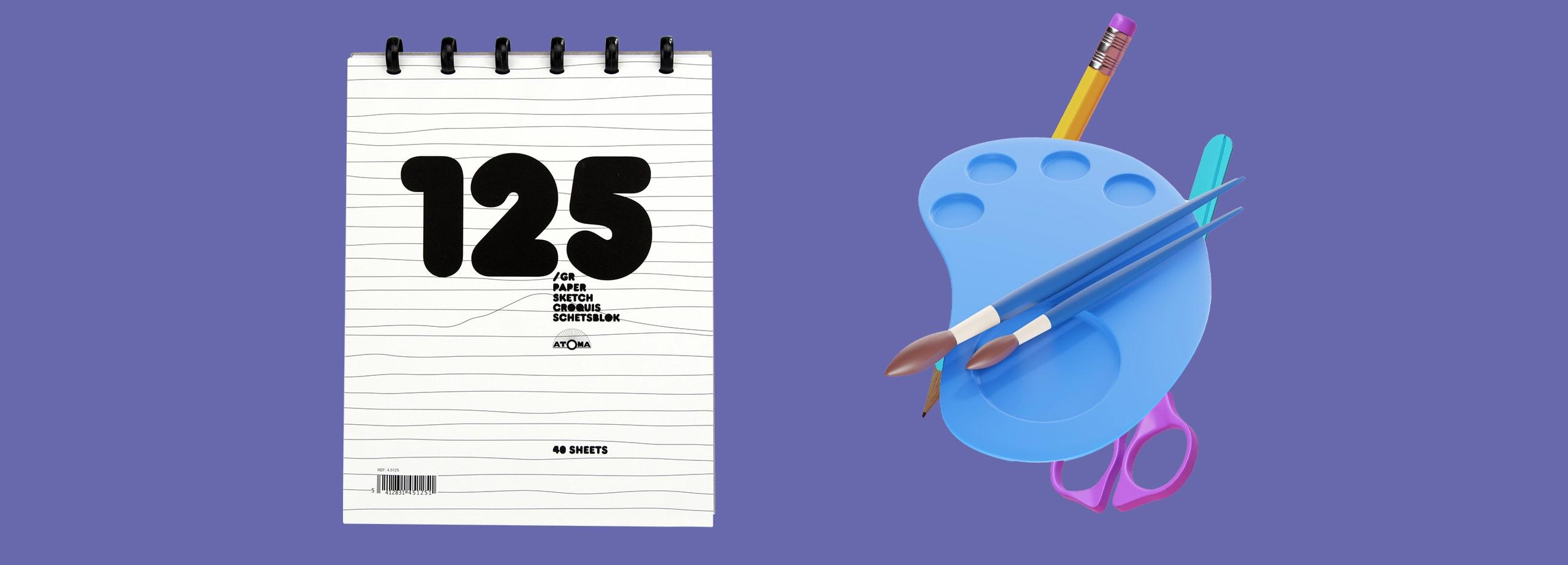 Atoma - Sketch Book
