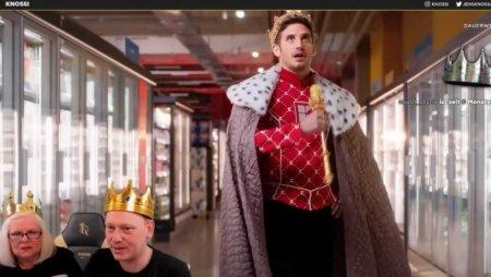 Community-Wette gewonnen: Knossi wird zum König von Kaufland