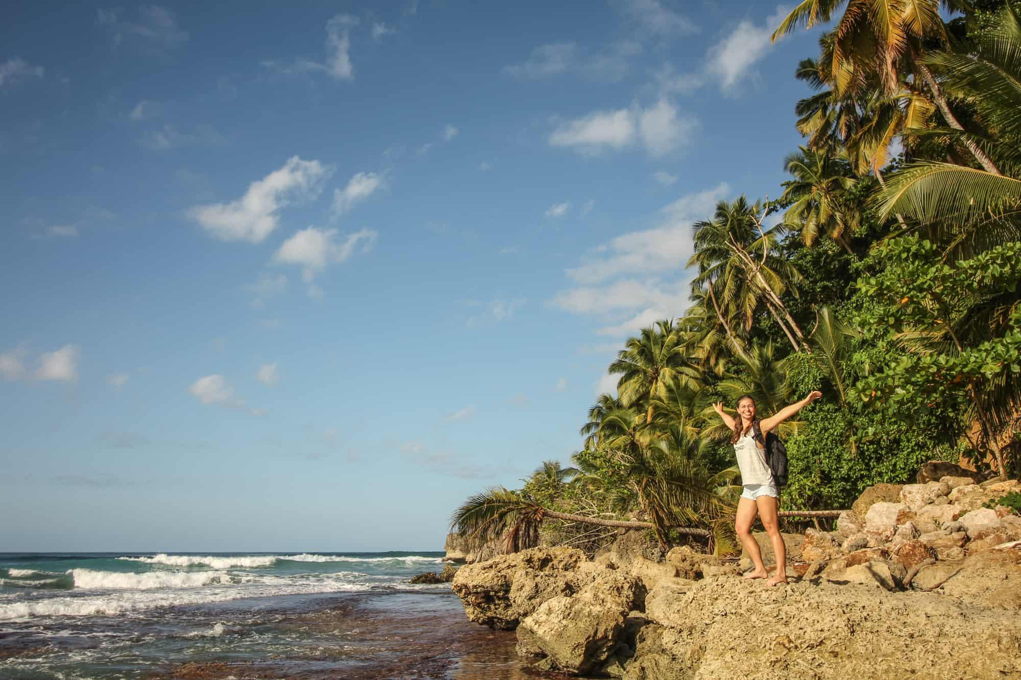 Lagunen und Strände in der Dominikanischen Republik