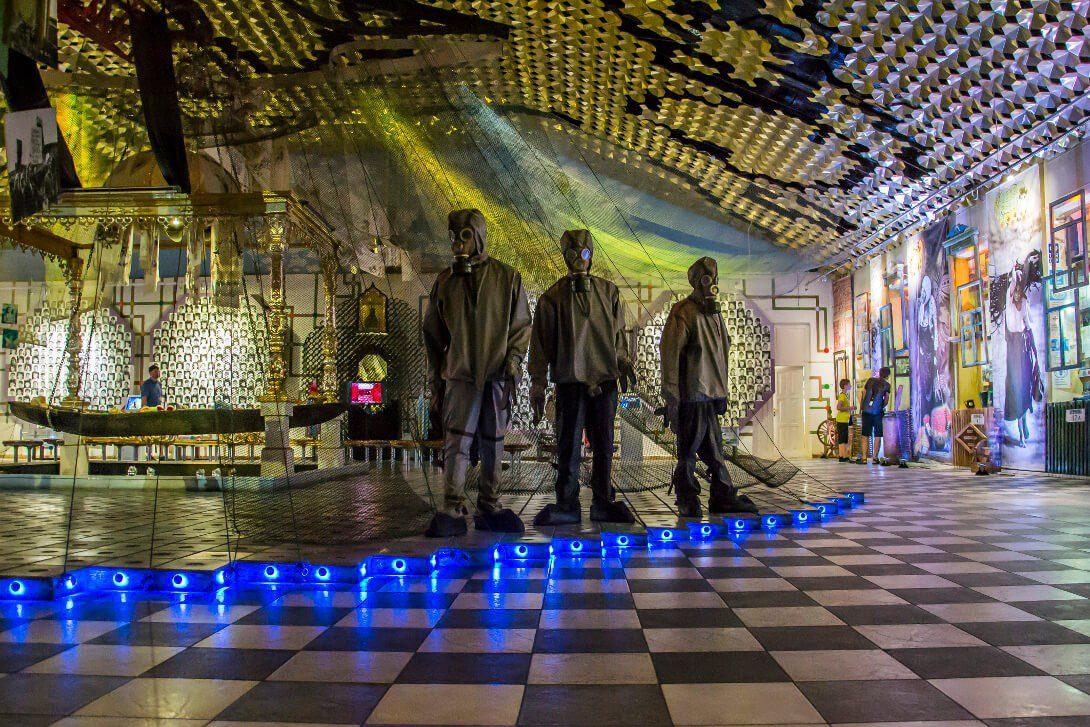 Muzeum Czarnobyla w Kijowie