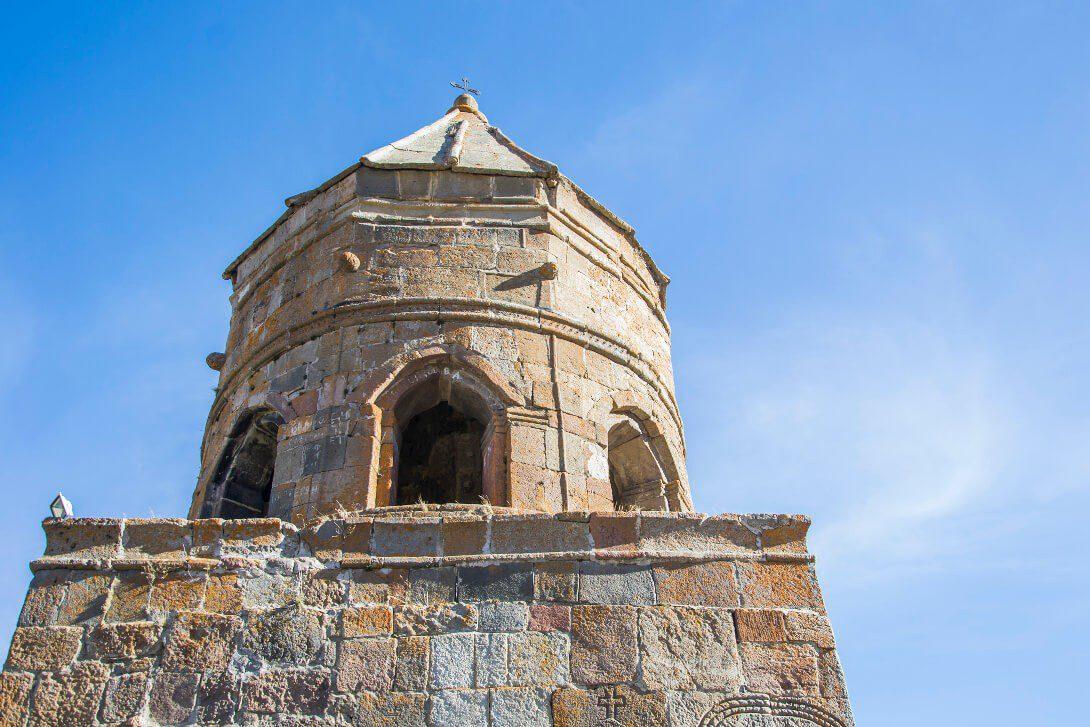 Klasztor Cminda Sameba w Kazbegi