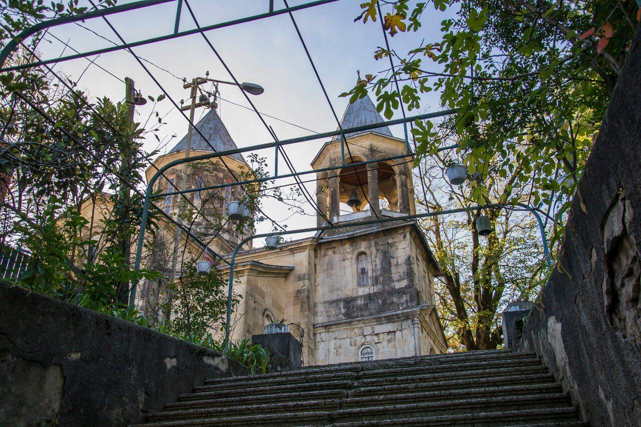 Budynki w Kutaisi