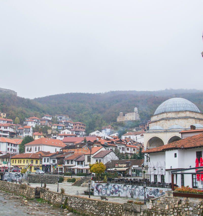 Prizren, czyli o najpiękniejszym mieście Kosowa
