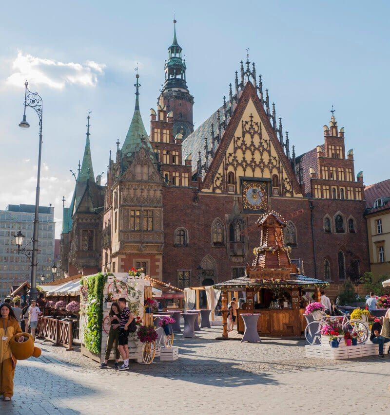 15 atrakcji Wrocławia, które warto zobaczyć w jeden dzień