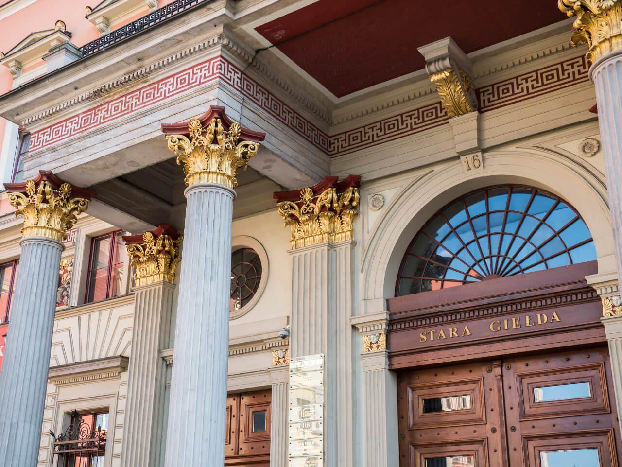 Budynek Starej Giełdy na Placu Solnym we Wrocławiu