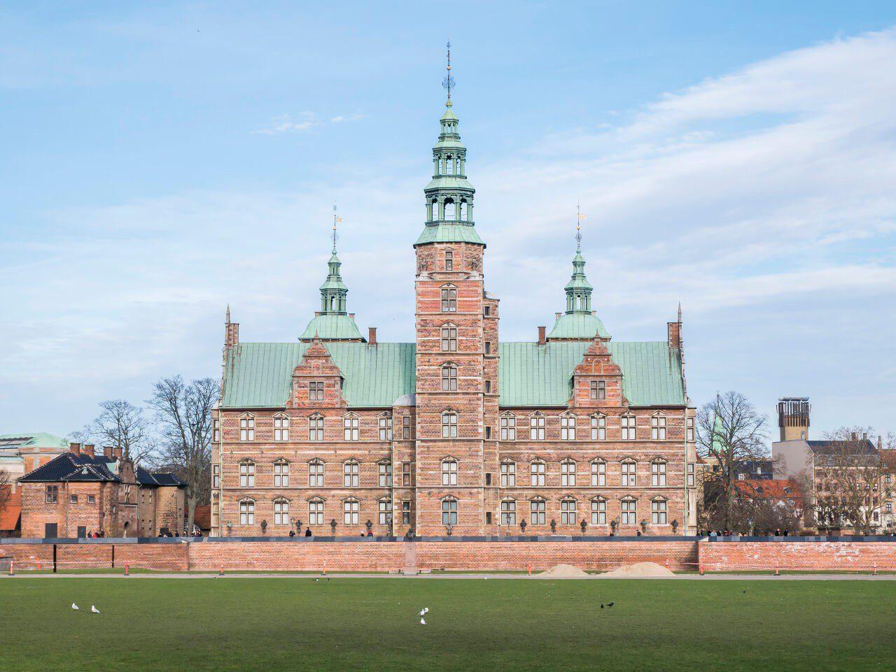 Pałac Rosenborg w Kopenhadze