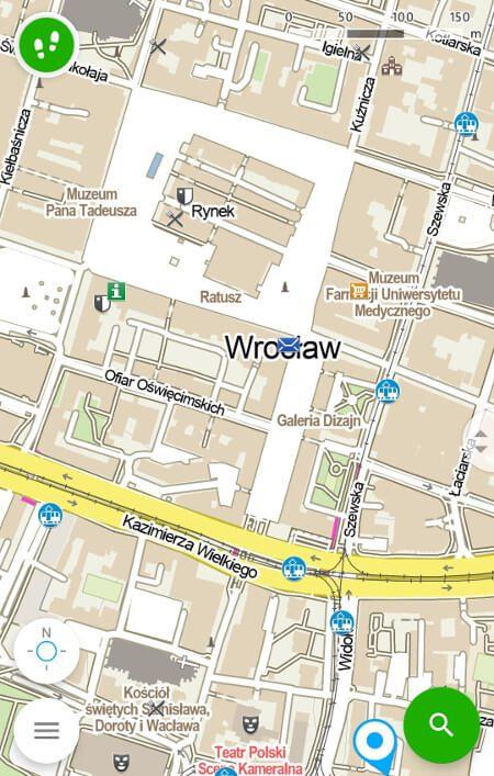 Screen z Windy Maps #2