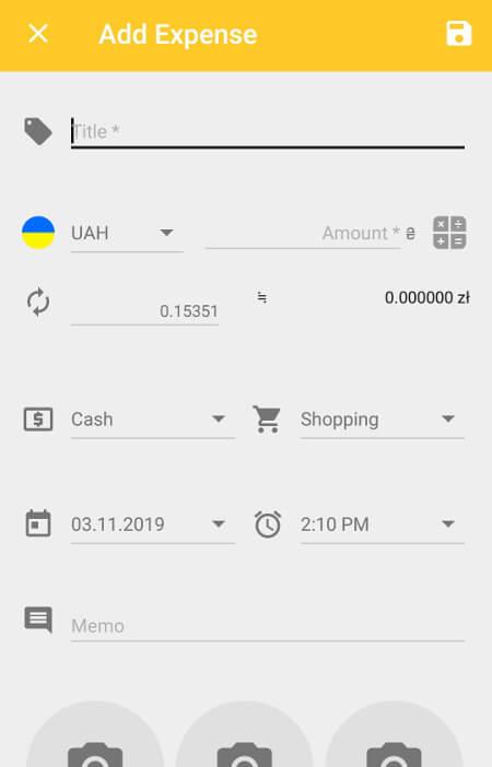 Aplikacje dla podróżników - screen z Handtrip #3