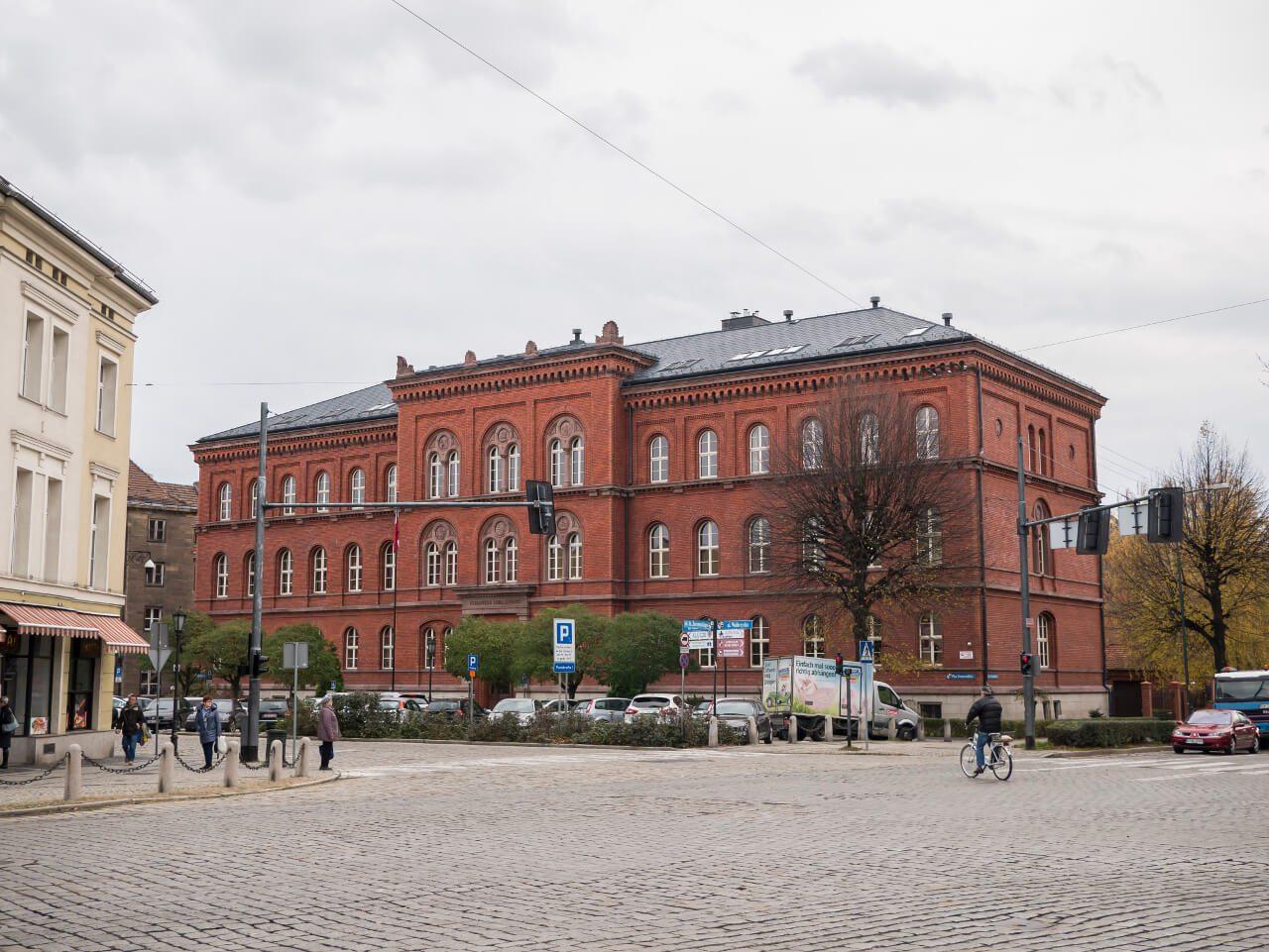 Gmach Sądu Okręgowego w Świdnicy