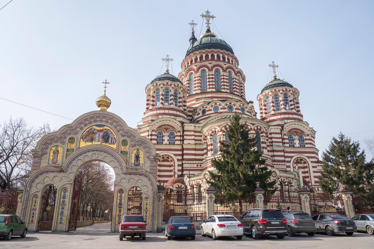 Sobór Zwiastowania w Charkowie