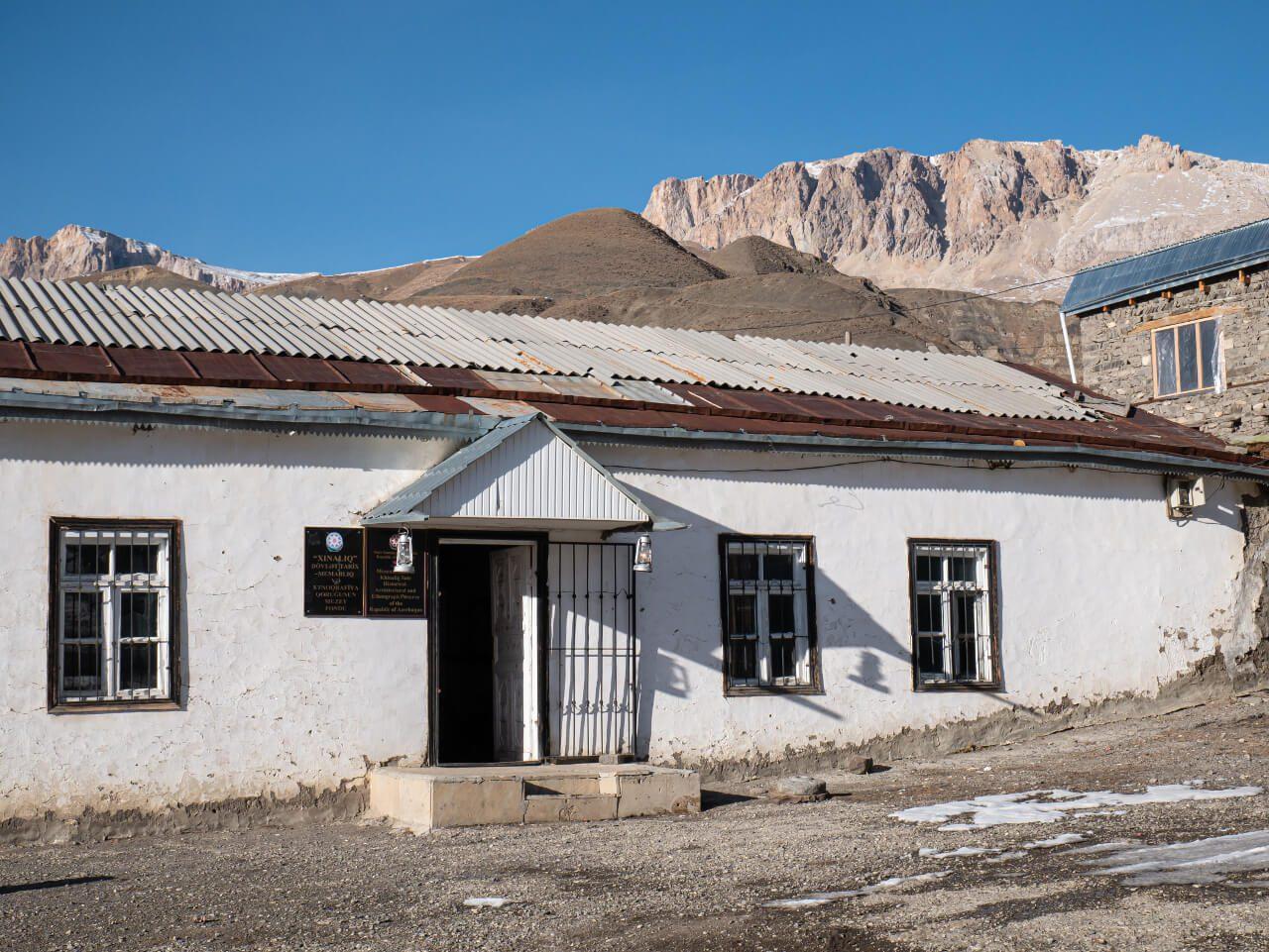 Muzeum w Xinaliq