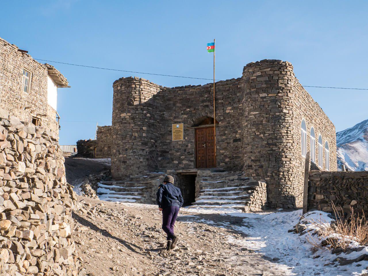 Muzeum Historyczne i Etnograficzne w Xinaliq