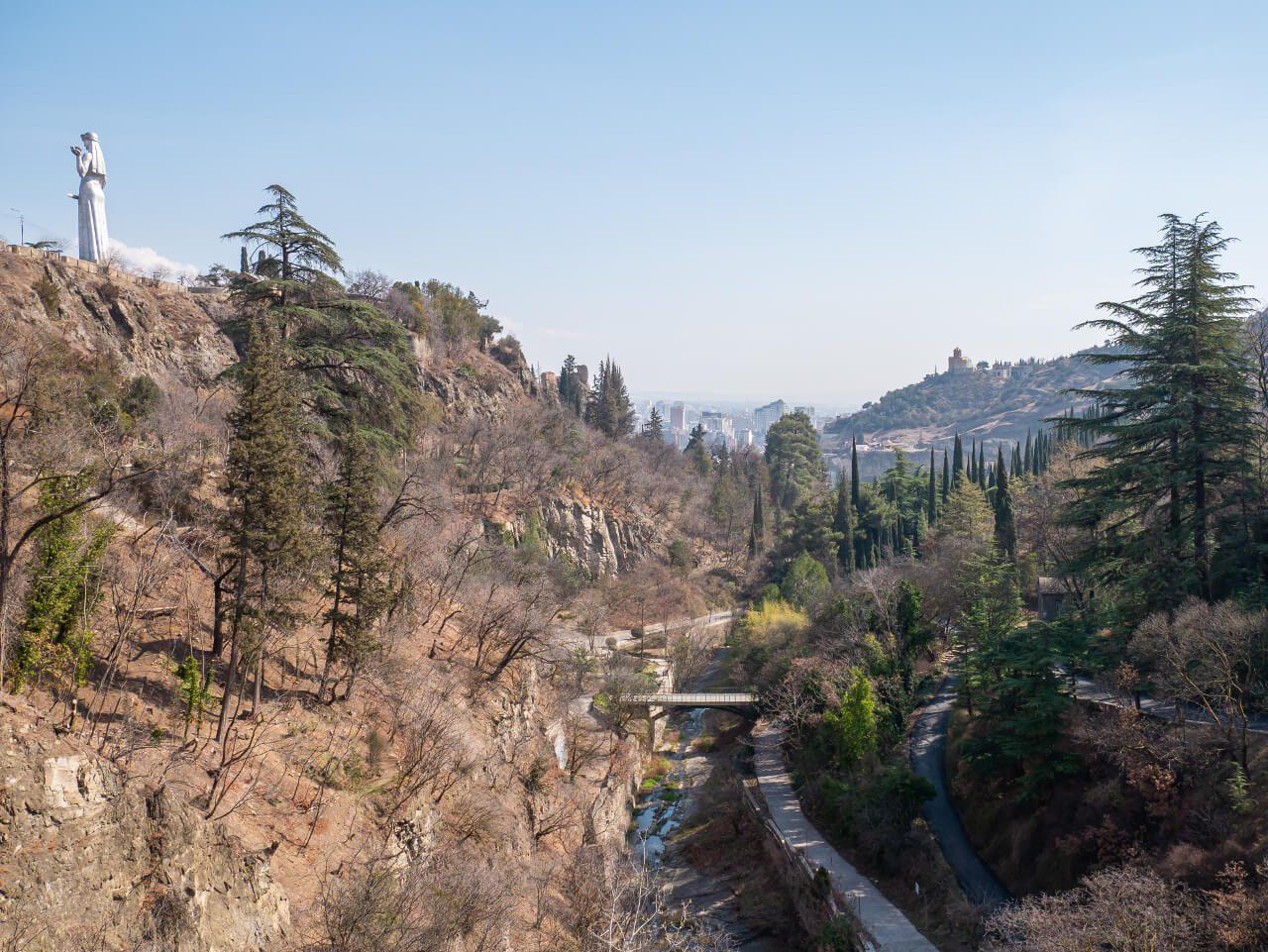 Narodowy Ogród Botaniczny w Tbilisi
