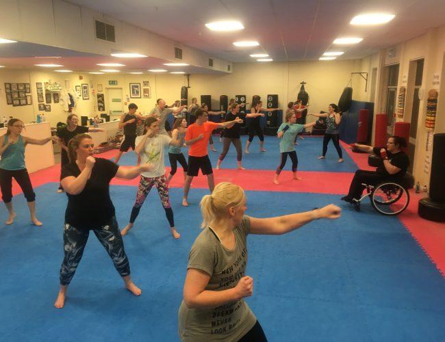 HIIT Fitness Class, Bodycombat, Zumba Strong, Fitness Kickboxing