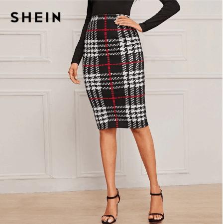 shein classy dress