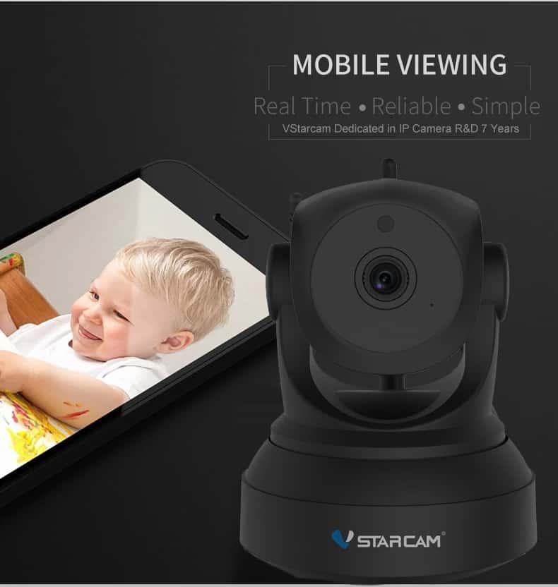 Vstarcam Baby monitor 1080P