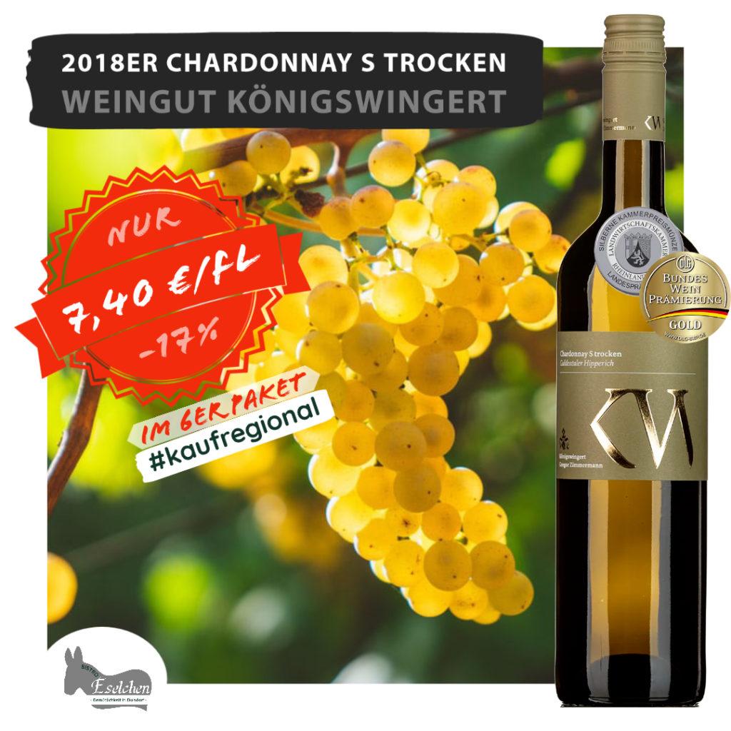 Chardonnay S trocken