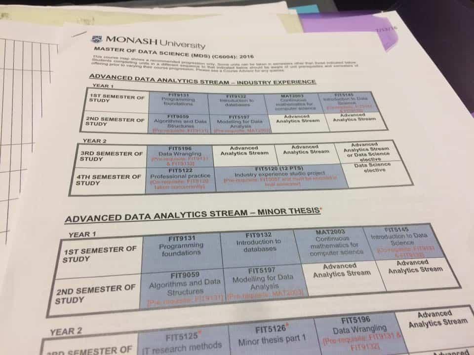 data science foundation ปอโท
