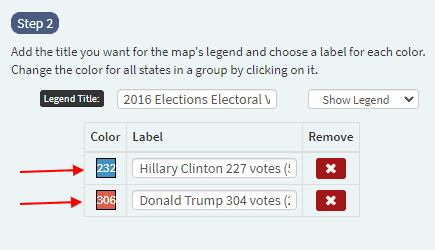 sum of electoral votes tool