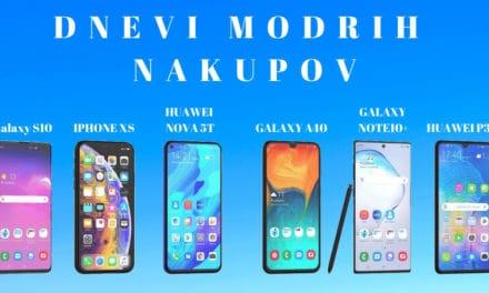 DNEVI MODRIH NAKUPOV
