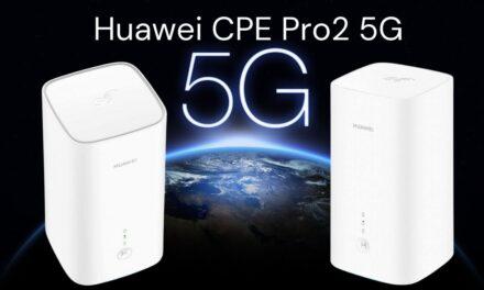 5G brezžični modem/usmerjevalnik Huawei CPE Pro2 5G (H122-373)