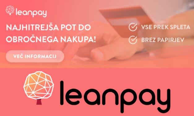 Leanpay – nakup na obroke