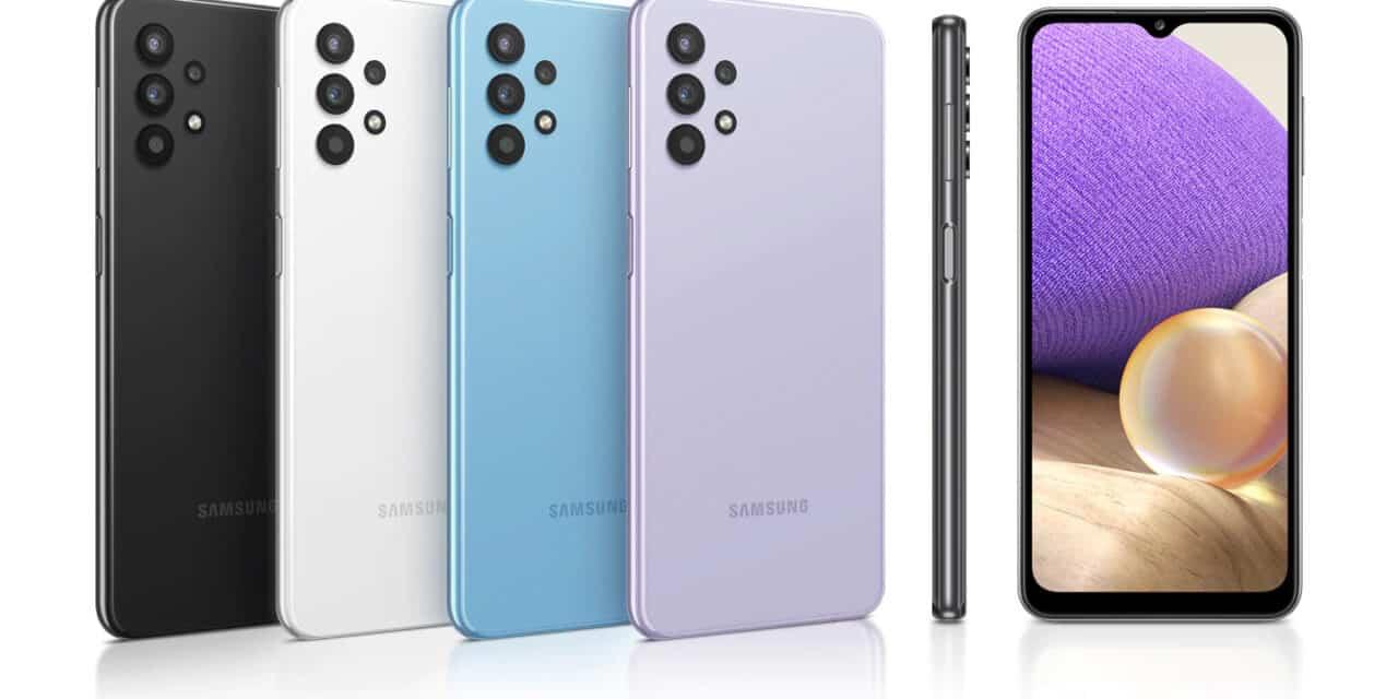 Samsung Galaxy A32 5G – Trenutno najcenejši 5G telefon