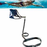 Swim Parachutes : Do they improve your swimming technique