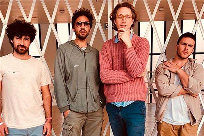 Erlend Øye & La Comitiva booking agent BnMusic