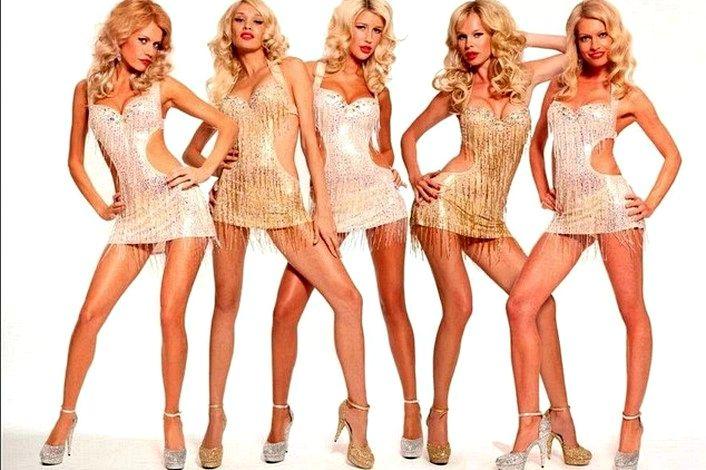 Группа Мобильные блондинки - офицальный сайт агента. Заказать группу на праздник