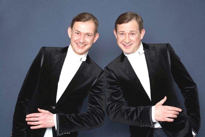 Братья Пономаренко - заказать ведущим в BnMusic