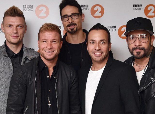 Пригласить Backstreet Boys на праздник без посредников