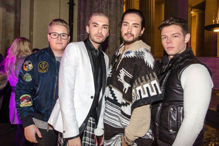 Заказать Tokio Hotel на корпоратив, свадьбу, День города в букинг-агентстве BnMusic