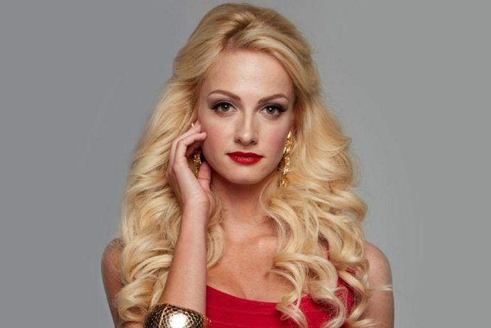 Полина Максимова - пригласить на праздник в букинг-агентстве BnMusic