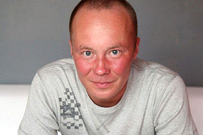 Юра Пашков - страница на официальном сайте агента