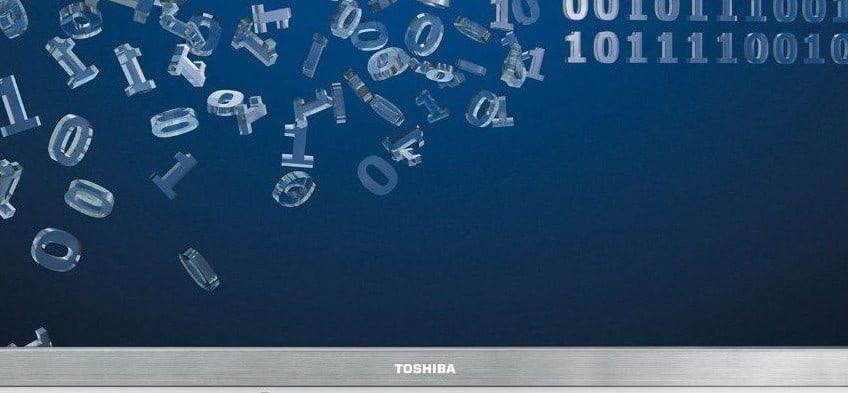 Update Firmware Toshiba 40RL858 TV