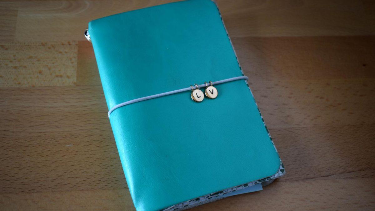 Tenere il bullet journal in un Midori