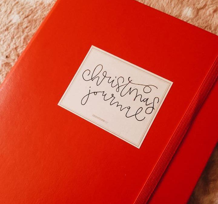 Il Christmas Journal: un bullet journal dedicato al Natale