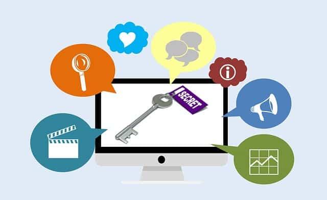 mots de passe pour plusieurs sites