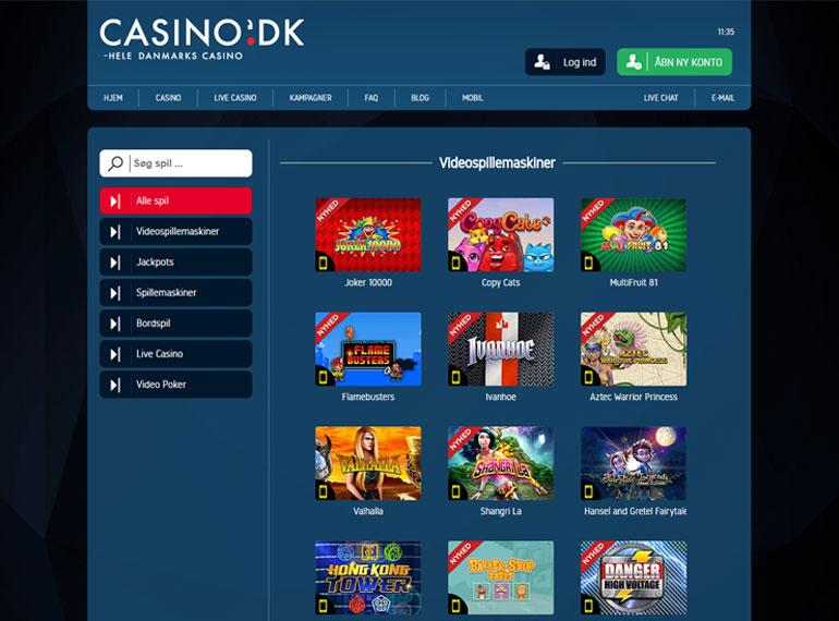 gammelt casino.dk