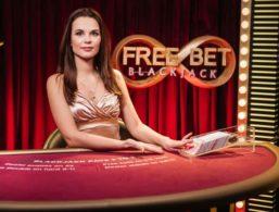 Casinoer med en Bonus til Free Bet Blackjack