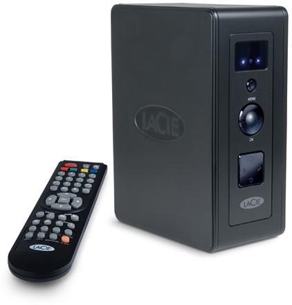LaCie video hard drive