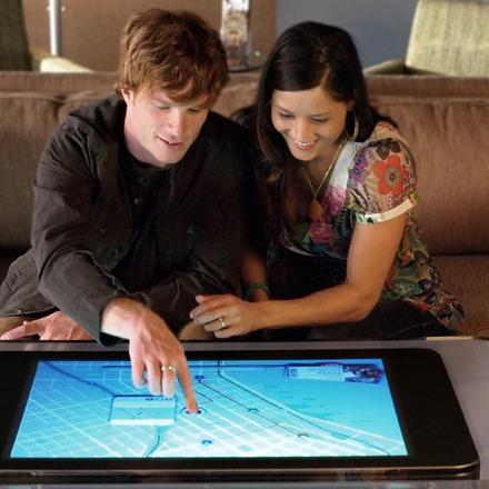 Computing couple