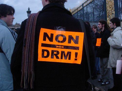 Non aux DRM